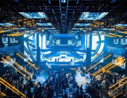 【赫兹音响】极致未来感与炫酷电音的完美结合,就在W.PARTY HOUSE!