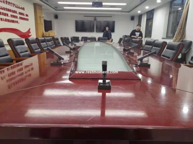 山西省某政府单位应用雷蒙电子会议系统