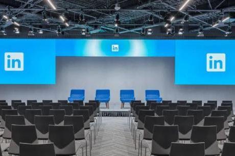 案例丨多重网络音频协议构建LinkedIn多功能会议室