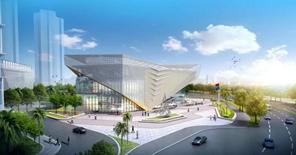 德国TWAUDiO强势入驻中新广州知识城国际科技中心多功能报告厅