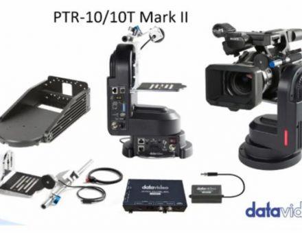 从普通摄像机到专业云台,只差一个电动遥控云台的距离