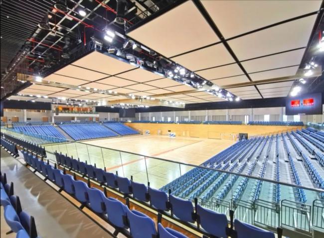 【赫兹音响】庞大数量NEXO音箱部署在卡塔尔大学体育中心
