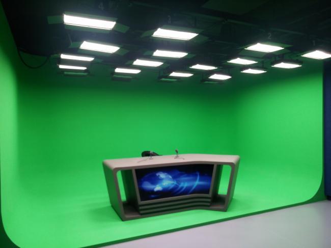 虛擬演播室需要的設備