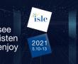 ISLE 2021展会预告   条形智能的智慧场景,万众瞩目的视觉盛宴