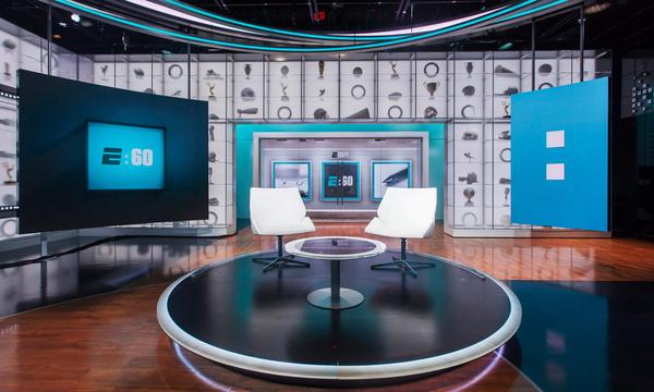 校園電視臺系統內容-北極環影