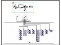 银基后勤办公区电力监控系统项目的设计与应用