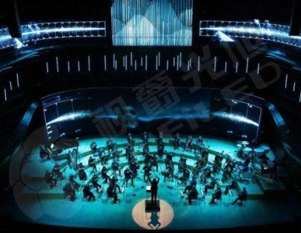 視覺與聽覺的完美融合| 視爵光旭LED屏幕為《午夜天堂音樂會》打造絕美視聽盛宴