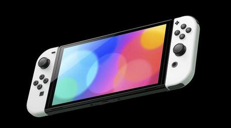搭載OLED顯示屏,任天堂發布新版Switch游戲機