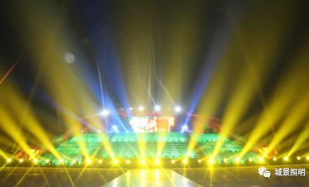 户外演出舞台灯光设计的五大注意事项!