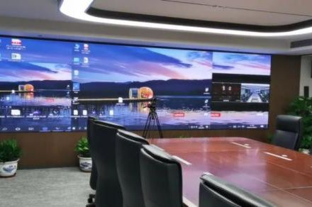 视通科技案例分享   中车集团会议室建设项目顺利完工