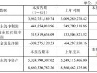 LED照企半年报出炉:头部企业业绩炸裂,最高净利同比增长5022%