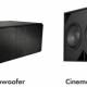 影院低频扬声器与专业音频低频扬声器的区别你知道吗?图片