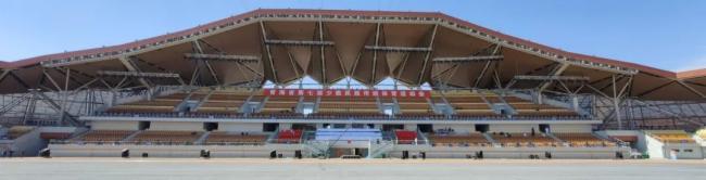 TWAUDiO助阵青海省第七届少数民族传统体育运动会开幕式