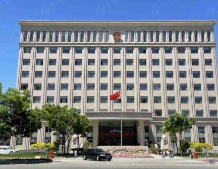HUAIN华音无线会议系统入驻呼和浩特新城区人民检察院