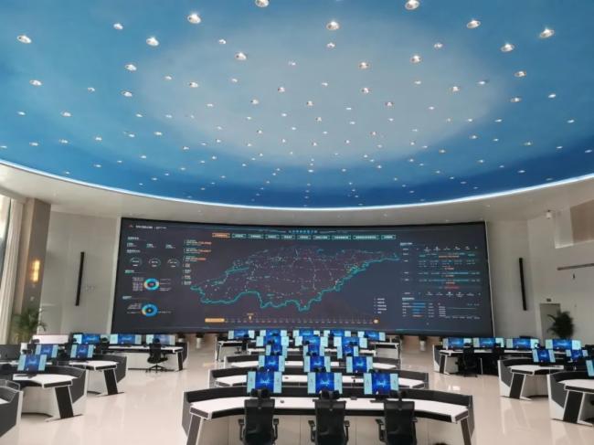 齐鲁大地智慧通行 淳中科技助力山东省某高速智慧管理中心建设