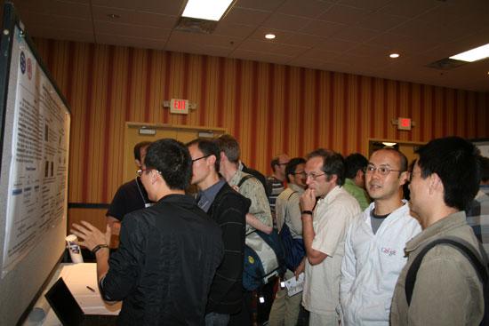 数字媒体研究所师生参加第24届IEEE计算机视觉与模式识别国际会议
