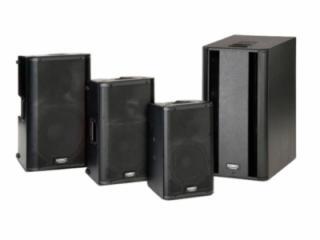 K8/K10/K12/KSub-K系列有源扬声器