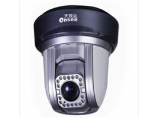 TSD803-TC2001YR-天视达720P高清智能红外网络半球