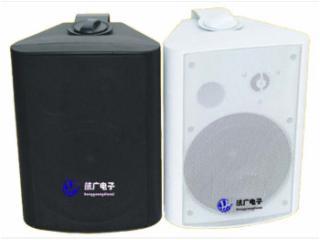HG-1110-高档仿金属壁挂音箱
