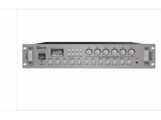 G-3080/3120/3240/3360/3500/3600-六分区音量独立控制合并式功放