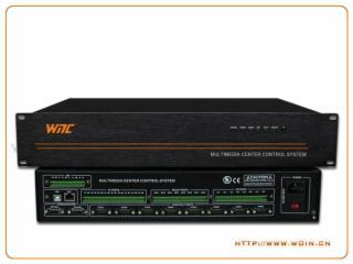 WINPCH-Ⅱ-沃信品牌-可编程智能会议中控主机WINPCH-Ⅱ