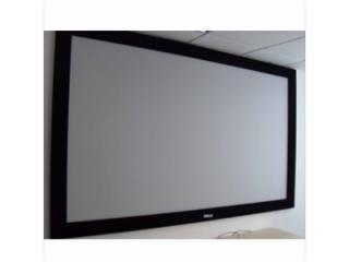 HKM-100-供應 畫框幕 畫框投影幕 影院畫框幕 透聲幕