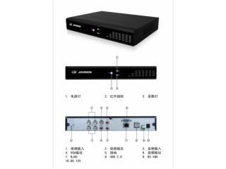 JVS-D6104-中維世紀JVS-D6104 網絡硬盤錄像機