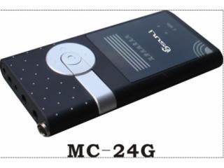 MC-24G-盒式无线麦克风