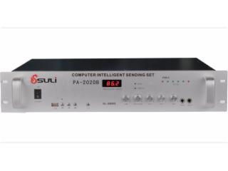 PA-B-编码控制调频发射机