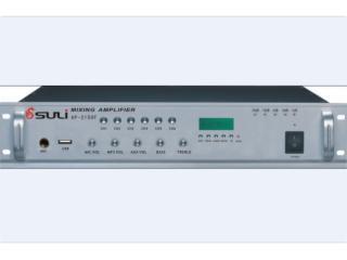 AP-F-苏里六分区带MP3/FM遥控功放