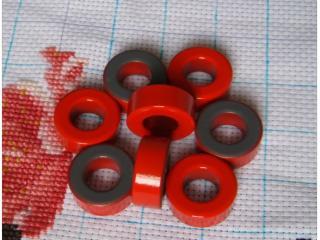 130-2-紅灰環、鐵粉芯紅灰環、130-2磁環