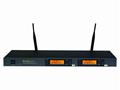 HS-990-分集式双通道无线话筒