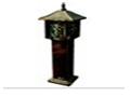 AL-C206-全天候燈塔式草坪照明音柱
