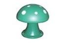 AL-C200A/B/C-全天候绿红黄色卡通蘑菇音箱(玻璃钢材质)