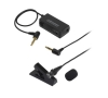 超小型单声道领带话筒-AT9902iS 技术指标图片