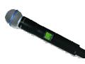 Beta 58A-话筒配UR2手持式发射机