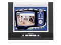 TPMC-12L-Isys i/O? 12英寸傾斜式觸摸屏媒體中心