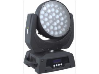 GBR-3036B-36顆調焦LED搖頭燈(四合一)