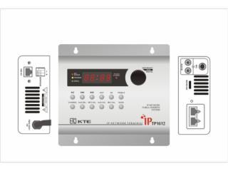 TP1612-IP网络音频频道终端