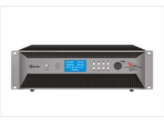 KB系列-IP网络功放