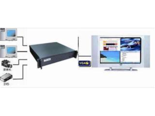 多種信號混合畫面分割器-創凱電子視頻DVI/HDMI/VGA/SDI/多種信號混合畫面分割器