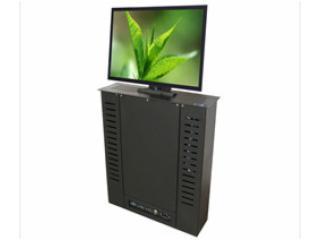 JN-19-19英寸電腦顯示屏升降器