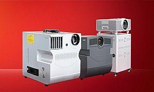 5000流明高配置流動數字電影機