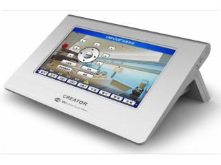 CR-WiFi WG8pip-10寸WIFI无线可编程触屏