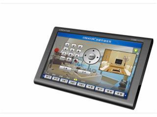 CR-G21HD-21寸有线可编程触屏(网络控制)