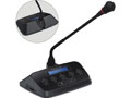 CR-DIG5202E2-全数字会议系统触摸式发言表决主席单元