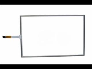 PZON-104T-10.4寸四线电阻式触摸屏