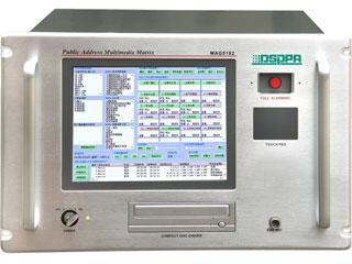 MAG5182-网络化广播主机