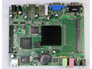 ILMBAMD800-嵌入式主板
