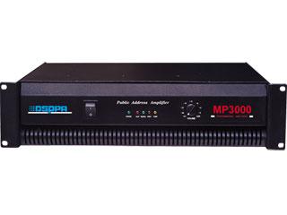MP3000/MP3500/MP4000-纯后级广播功放